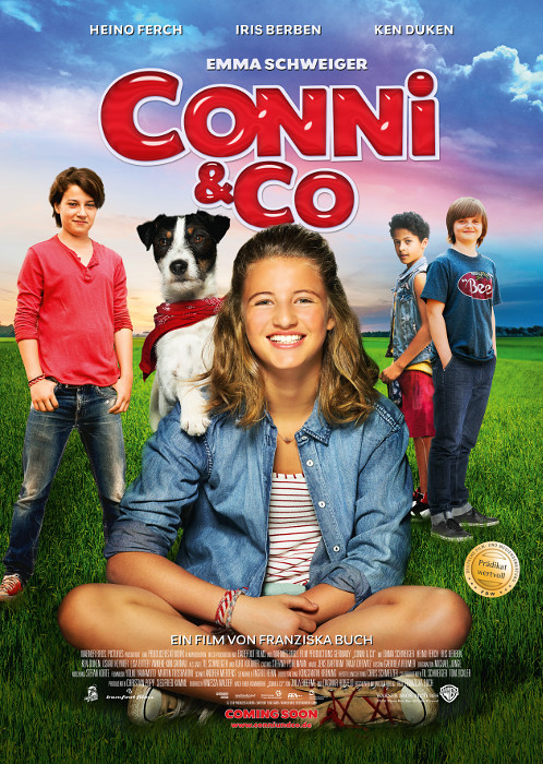 "Filmplakat zu ""Conni & Co"" 