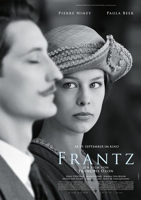 "Filmplakat zu ""Frantz"" | Bild: Warner"