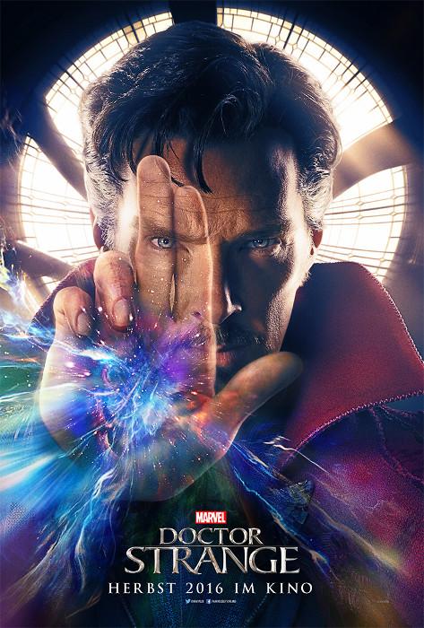 "Filmplakat zu ""Doctor Strange"" | Bild: Disney"