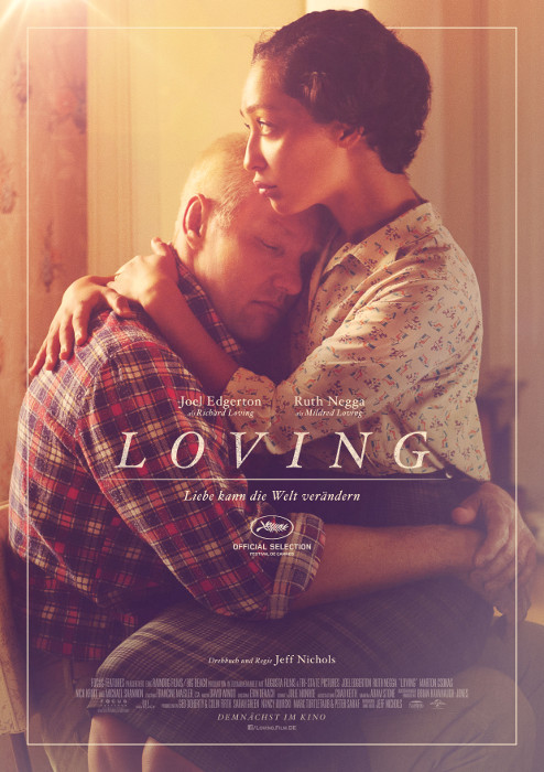 "Filmplakat zu ""Loving"" | Bild: Universal"