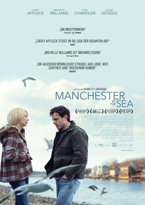 "Filmplakat zu ""Manchester by the Sea"" | Bild: -1"