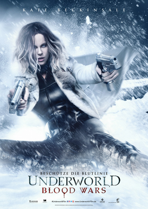"Filmplakat zu ""Underworld: Blood Wars"" 