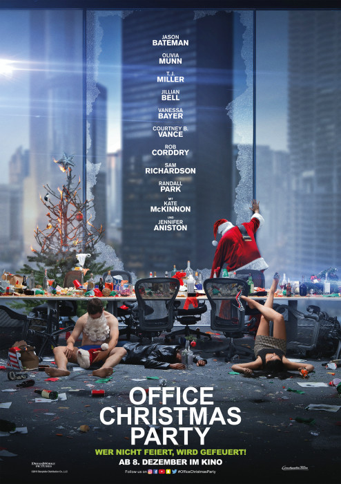 "Filmplakat zu ""Office Christmas Party"" 