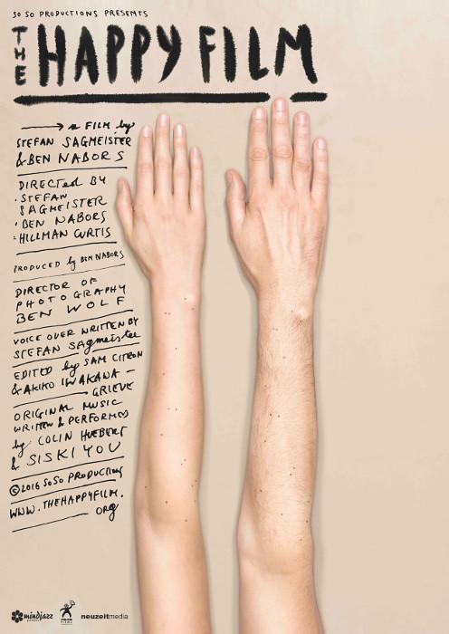 "Filmplakat zu ""The Happy Film"" | Bild: Mindjazz"
