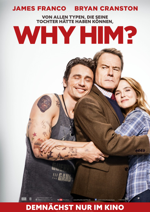 "Filmplakat zu ""Why Him?"" 