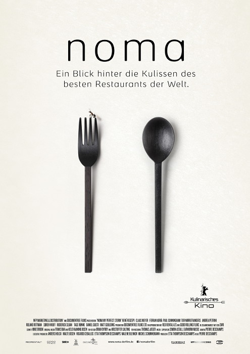 "Filmplakat zu ""Noma"" | Bild: NFP"