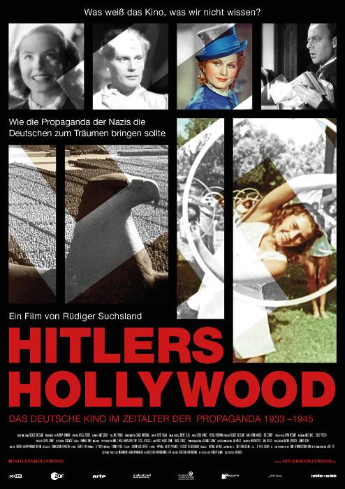 "Filmplakat zu ""Hitlers Hollywood"" | Bild: Farbfilm"