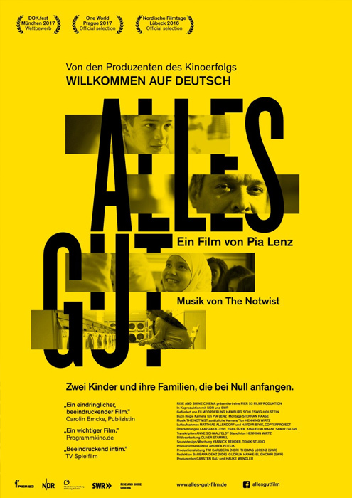 "Filmplakat zu ""Alles gut"" 