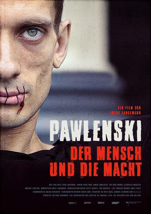 "Filmplakat zu ""Pawlenski""   Bild: Filmagentinnen"