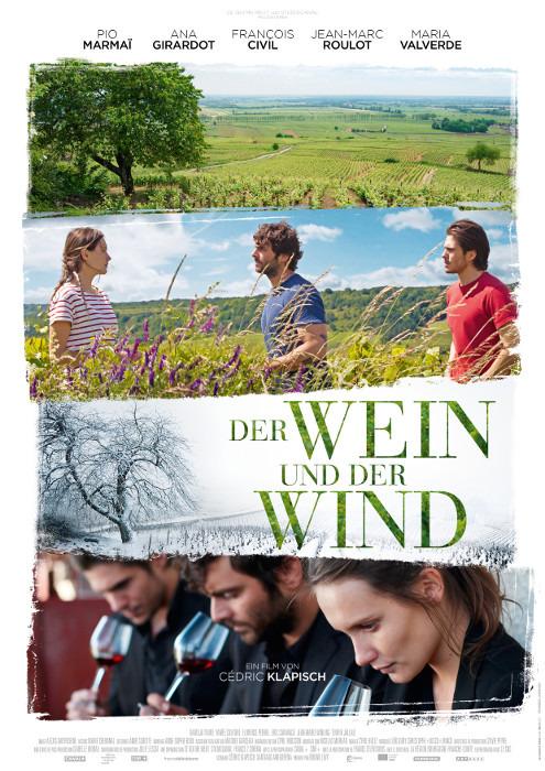 """Filmplakat zu """"Der Wein und der Wind""""   Bild: StudioCanal"""