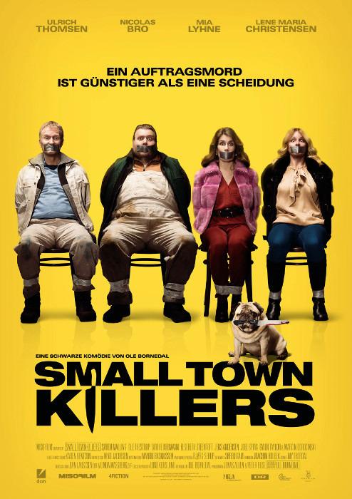 "Filmplakat zu ""Small Town Killers""   Bild: DCM"
