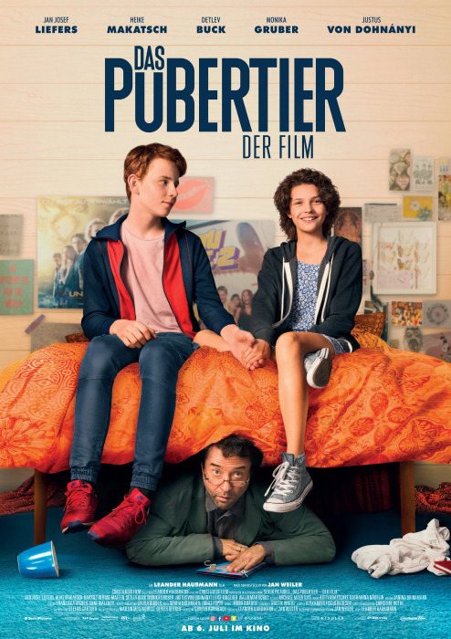 "Filmplakat zu ""Das Pubertier""   Bild: Constantin"