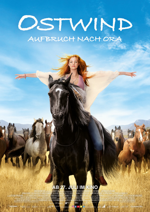 "Filmplakat zu ""Ostwind 3"" | Bild: Constantin"
