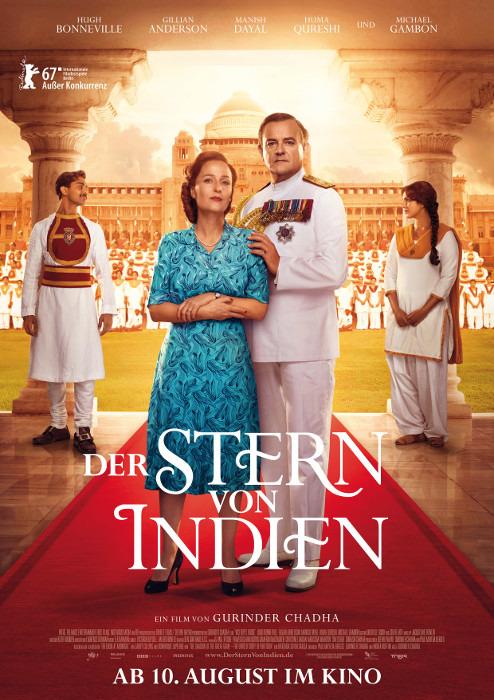 """Filmplakat zu """"Der Stern von Indien""""   Bild: Tobis"""