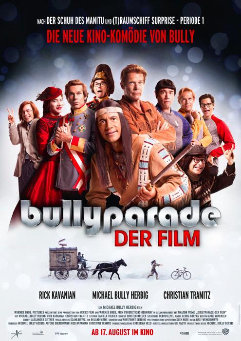 """Filmplakat zu """"Bullyparade - Der Film""""   Bild: Warner"""