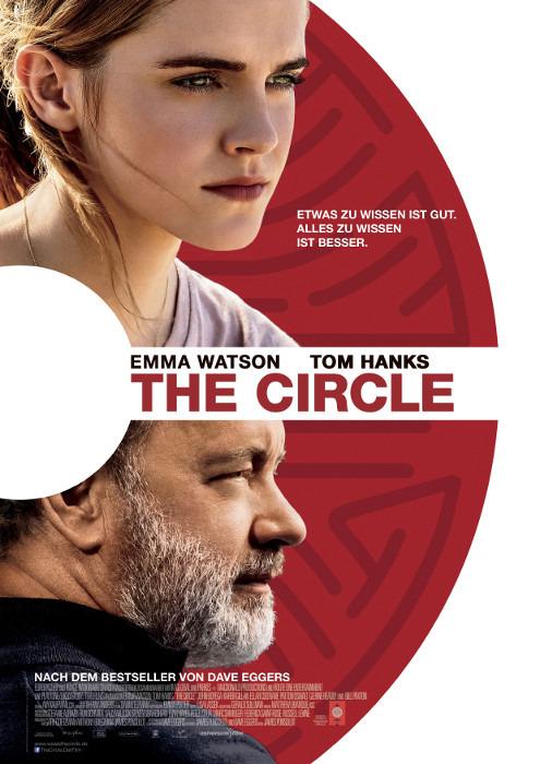 "Filmplakat zu ""The Circle""   Bild: Universum"