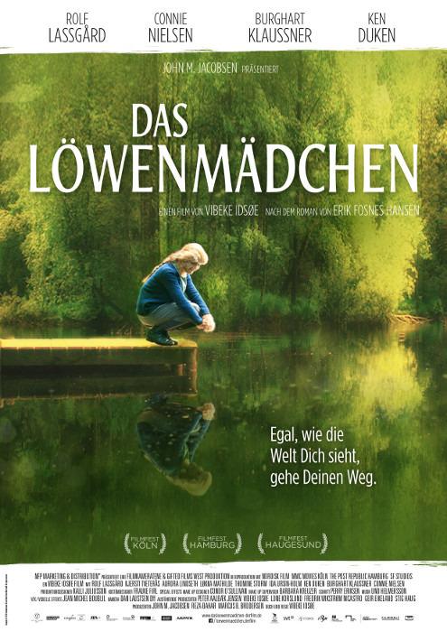 """Filmplakat zu """"Das Löwenmädchen""""   Bild: NFP"""