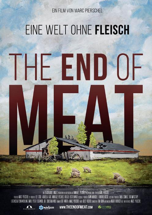"Filmplakat zu ""The End of Meat"" | Bild: Mindjazz"