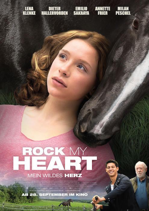 "Filmplakat zu ""Rock My Heart"" | Bild: Central"