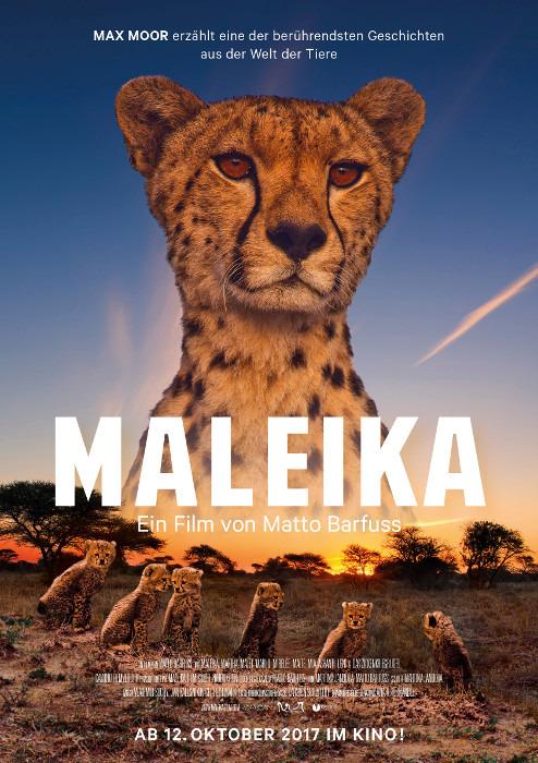 "Filmplakat zu ""Maleika"" | Bild: Camino"