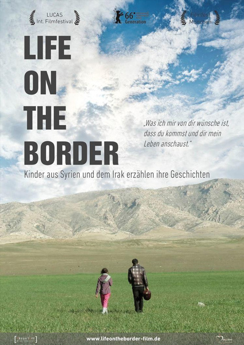 "Filmplakat zu ""Life on the Border"" | Bild: eksystent"