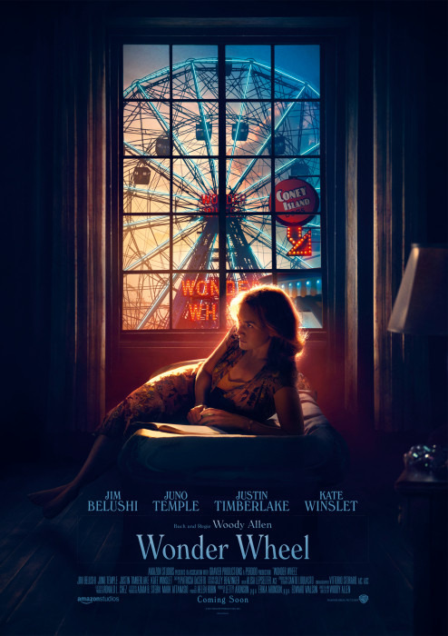 "Filmplakat zu ""Wonder Wheel"" 