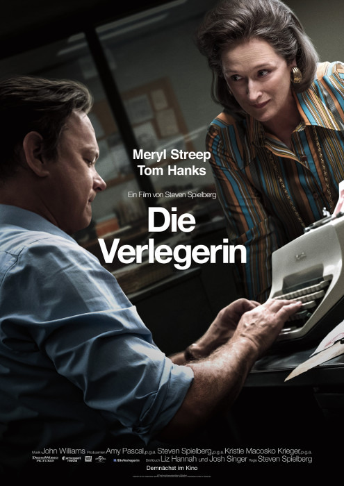 "Filmplakat zu ""The Post"" 