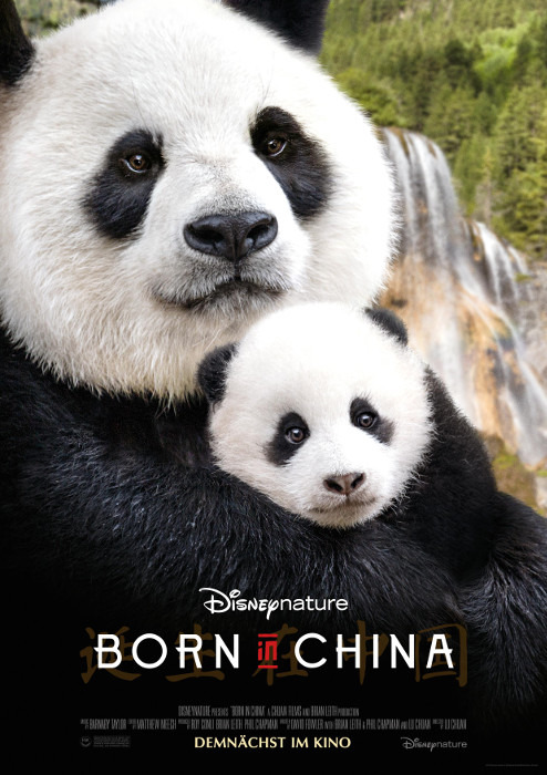 "Filmplakat zu ""Born in China"" 