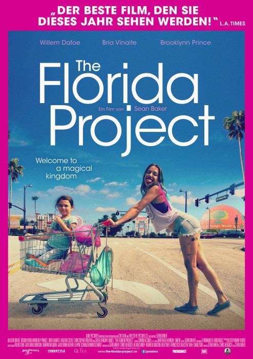 "Filmplakat zu ""Florida Project"" | Bild: Fox"