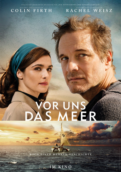 "Filmplakat zu ""Vor uns das Meer"" | Bild: StudioCanal"