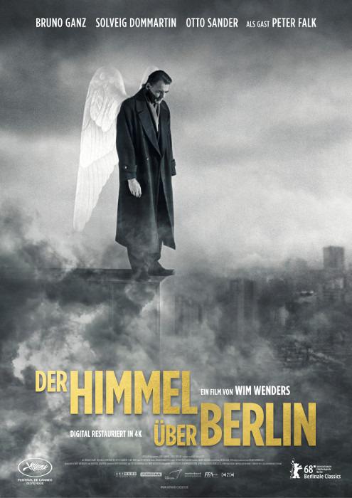 "Filmplakat zu ""Der Himmel über Berlin"" | Bild: StudioCanal"