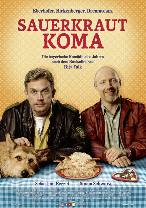 "Filmplakat zu ""Sauerkrautkoma"" | Bild: Constantin"