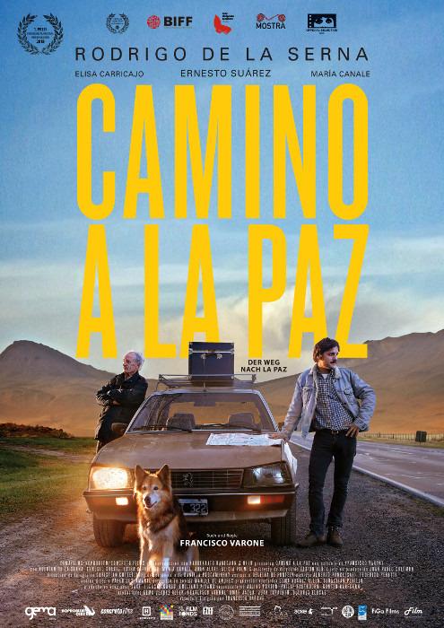 "Filmplakat zu ""Camino a La Paz"" | Bild: imFilm"