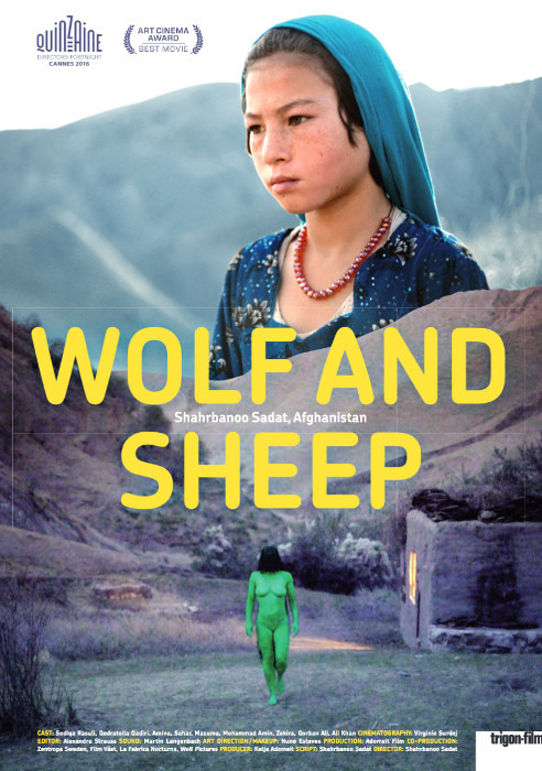 "Filmplakat zu ""Wolf and Sheep"" | Bild: Kairos"