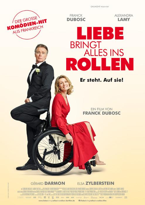 "Filmplakat zu ""Rolling to You"" | Bild: Filmwelt"