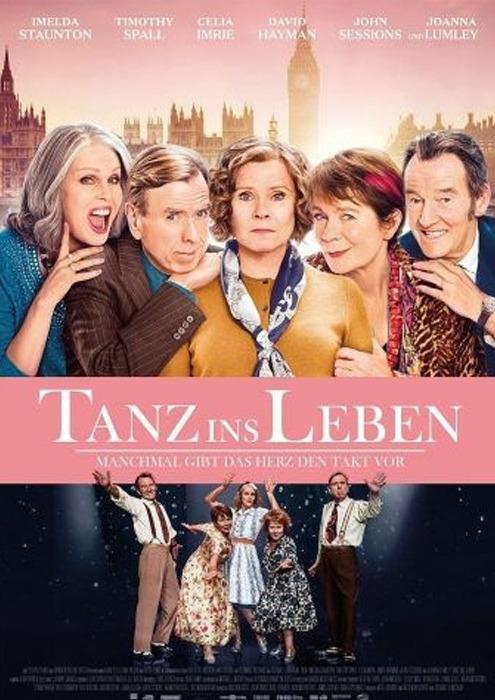 "Filmplakat zu ""Tanz ins Leben"" | Bild: Fox"