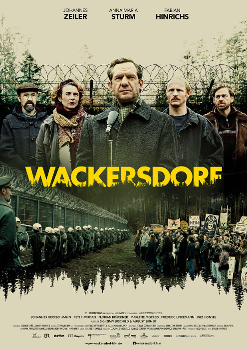 "Filmplakat zu ""Wackersdorf"" | Bild: Filmagentinnen"