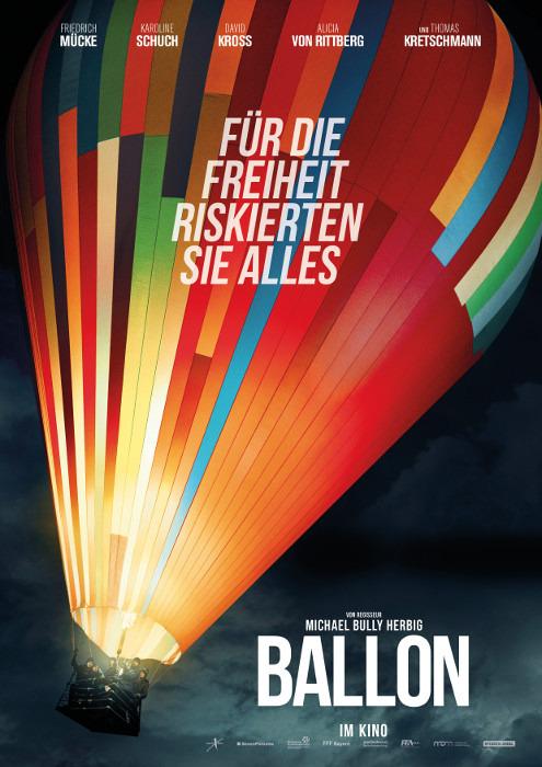 "Filmplakat zu ""Ballon"" | Bild: Studio Canal"