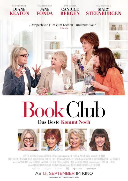 "Filmplakat zu ""Book Club"" | Bild: Fox"