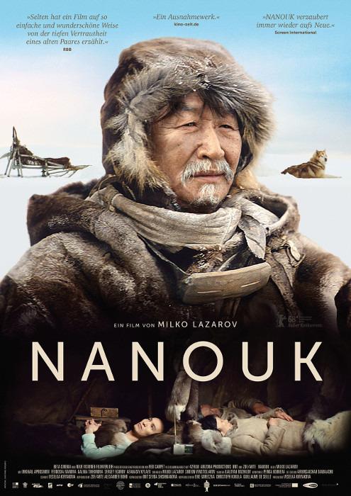 "Filmplakat zu ""Nanouk"" | Bild: NeueVisionen"