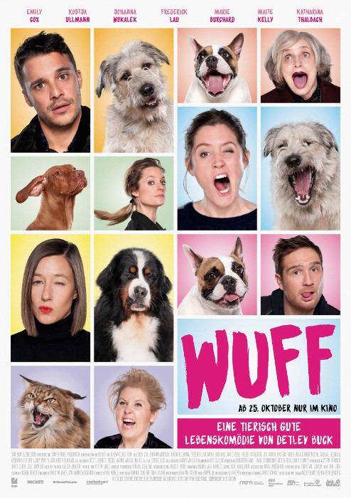 "Filmplakat zu ""Wuff"" | Bild: DCM"