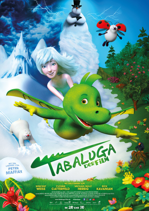 "Filmplakat zu ""Tabaluga - Der Film"" | Bild: Sony"