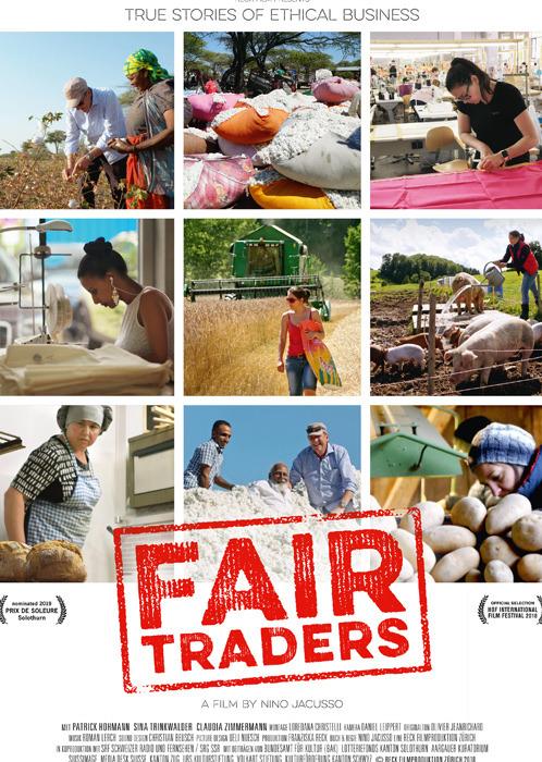 "Filmplakat zu ""Fair Traiders"" | Bild: RealFiction"