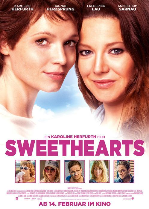 "Filmplakat zu ""Sweethearts"" | Bild: Warner"