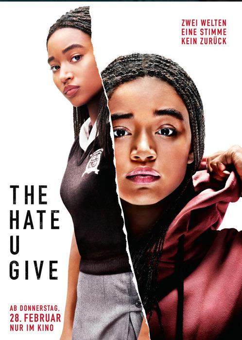 "Filmplakat zu ""The Hate U Give""   Bild: Fox"