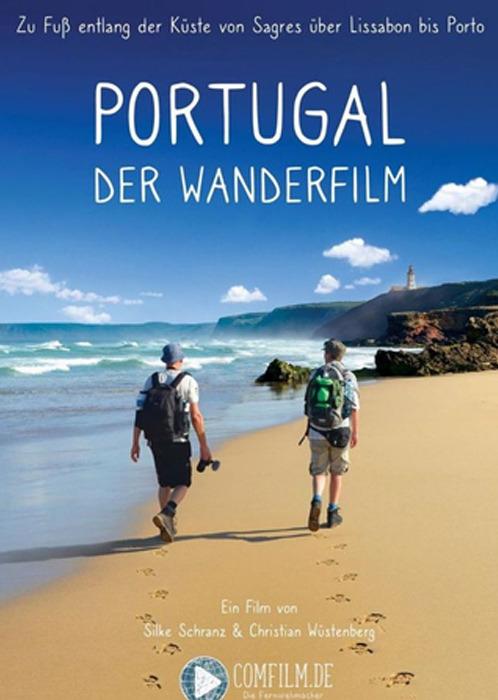 "Filmplakat zu ""Portugal - Der Wanderfilm""   Bild: comfilm"
