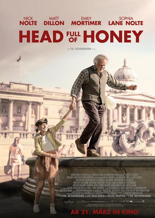 "Filmplakat zu ""Head Full of Honey"" | Bild: Warner"