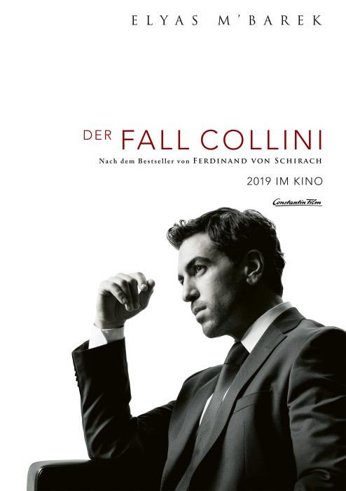 "Filmplakat zu ""Der Fall Collini"" | Bild: Constantin"