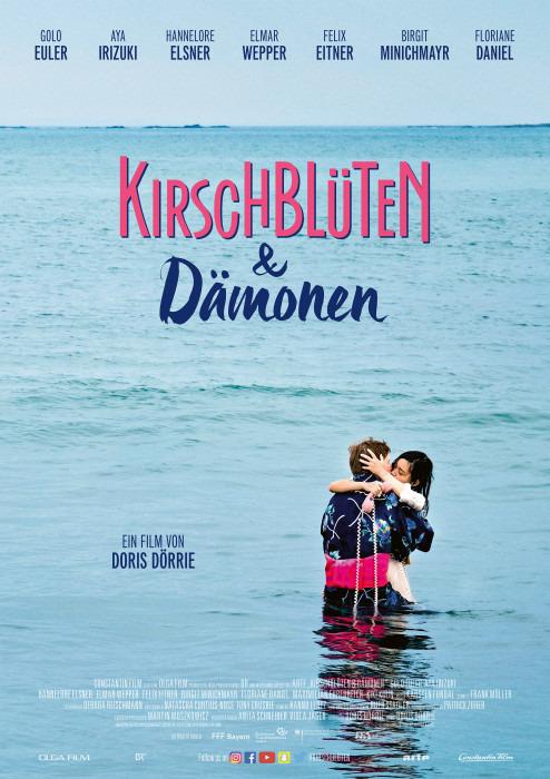 "Filmplakat zu ""Kirschblüten & Dämonen"" | Bild: Constantin"