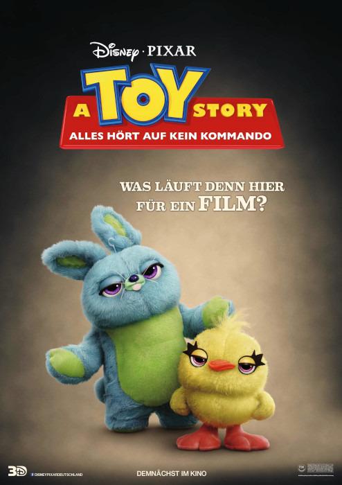 "Filmplakat zu ""A Toy Story"" | Bild: Disney"